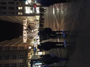 ハンブルクのクリスマスマーケット